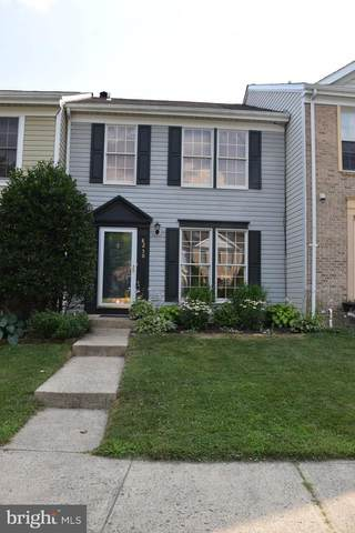 8250 Berryfield Drive, BALTIMORE, MD 21236 (#MDBC499118) :: The Gus Anthony Team