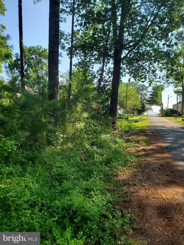 0 Lot 7 Locust Avenue, COLONIAL BEACH, VA 22443 (#VAWE116708) :: The Gus Anthony Team