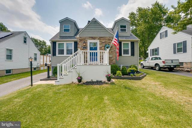 29 Evans Avenue, LUTHERVILLE TIMONIUM, MD 21093 (#MDBC499124) :: AJ Team Realty