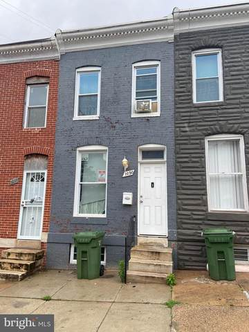1030 N Collington Avenue, BALTIMORE, MD 21205 (#MDBA516244) :: AJ Team Realty