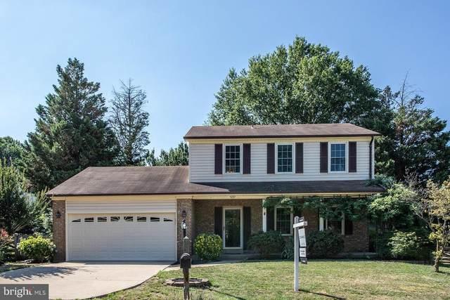 5727 Triplett Drive, CENTREVILLE, VA 20120 (#VAFX1139680) :: Revol Real Estate