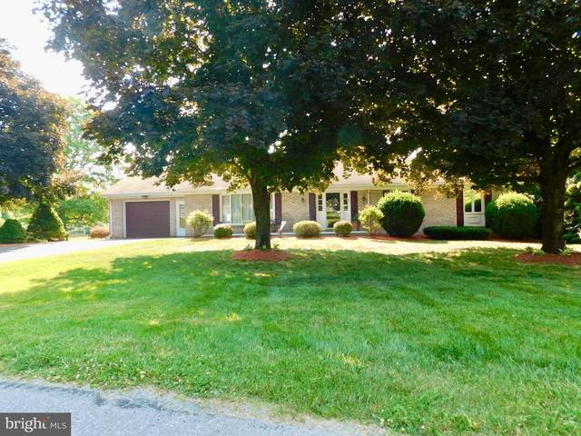 106 Collins Drive, MARTINSBURG, WV 25403 (#WVBE178410) :: Pearson Smith Realty