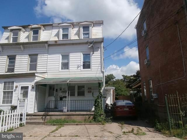 48 Bayard Street, TRENTON, NJ 08611 (#NJME298150) :: Bob Lucido Team of Keller Williams Integrity