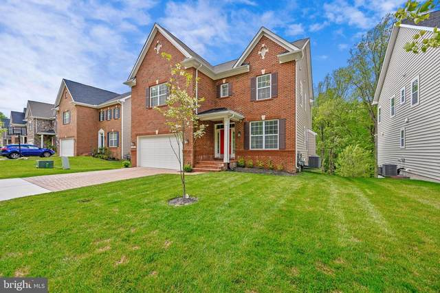 4021 Red Stag Court, ELLICOTT CITY, MD 21043 (#MDHW281928) :: AJ Team Realty