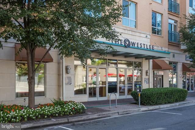 2200 N Westmoreland Street #215, ARLINGTON, VA 22213 (#VAAR165582) :: Jacobs & Co. Real Estate