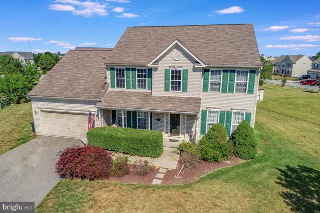 4 Harding Court, MIDDLETOWN, DE 19709 (#DENC504596) :: ExecuHome Realty