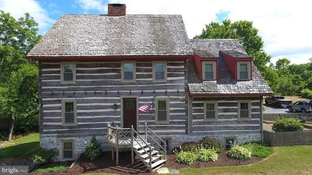 1120 Creek Road, CARLISLE, PA 17015 (#PACB125378) :: Liz Hamberger Real Estate Team of KW Keystone Realty