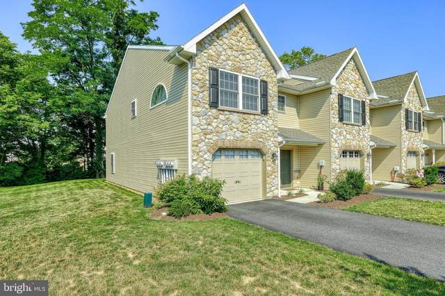 343 Melbourne Lane, MECHANICSBURG, PA 17055 (#PACB125380) :: The Joy Daniels Real Estate Group