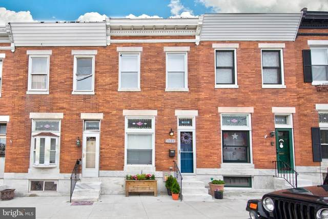 3821 Fait Avenue, BALTIMORE, MD 21224 (#MDBA516266) :: The Dailey Group