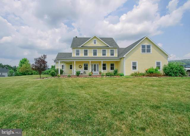 102 Alverta Court, DILLSBURG, PA 17019 (#PAYK141036) :: The Heather Neidlinger Team With Berkshire Hathaway HomeServices Homesale Realty