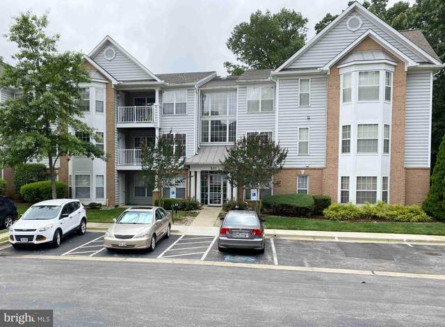 501 Mathias Hammond Way #203, ANNAPOLIS, MD 21401 (#MDAA439484) :: ExecuHome Realty