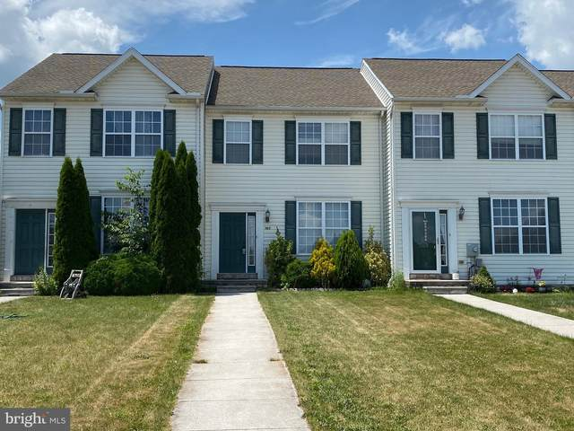 1165 Ledge Drive, YORK, PA 17408 (#PAYK141038) :: Century 21 Dale Realty Co