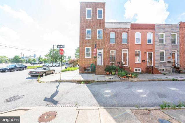 1201 Cooksie Street, BALTIMORE, MD 21230 (#MDBA516276) :: The Dailey Group