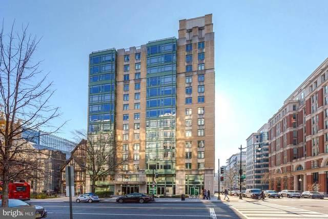 1150 K Street NW #201, WASHINGTON, DC 20005 (#DCDC476162) :: The Licata Group/Keller Williams Realty
