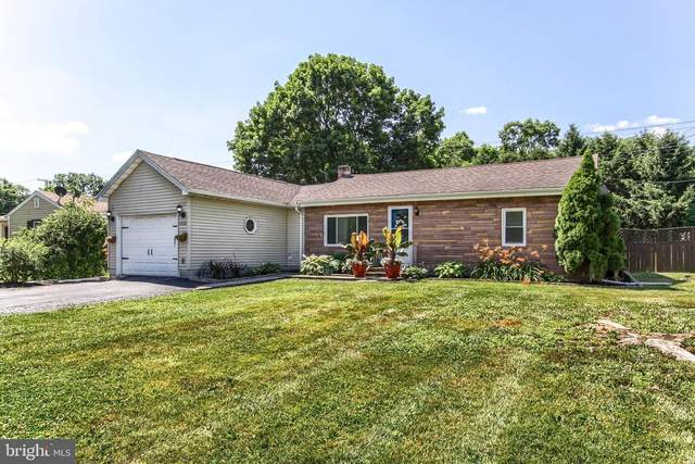 1512 Newville Road, CARLISLE, PA 17015 (#PACB125388) :: The Joy Daniels Real Estate Group