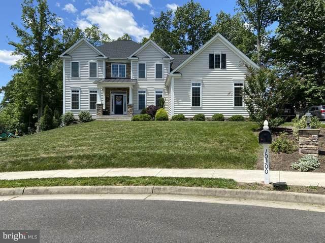 10300 Laurel Ridge Way, FREDERICKSBURG, VA 22408 (#VASP223338) :: The Licata Group/Keller Williams Realty