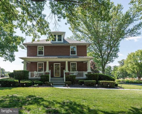 208 Maple Avenue, HARLEYSVILLE, PA 19438 (#PAMC655364) :: Pearson Smith Realty