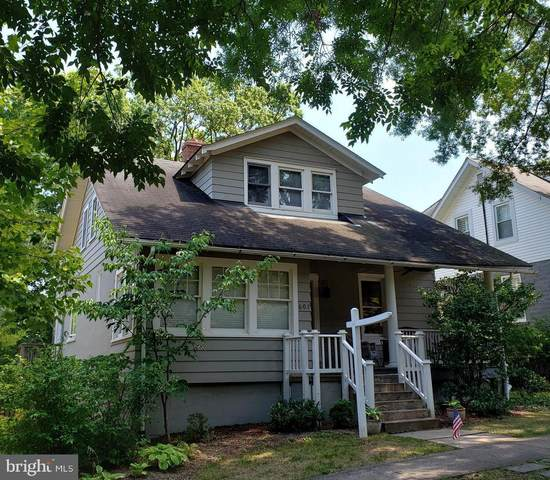 607 Johnston Place, ALEXANDRIA, VA 22301 (#VAAX248178) :: Tom & Cindy and Associates