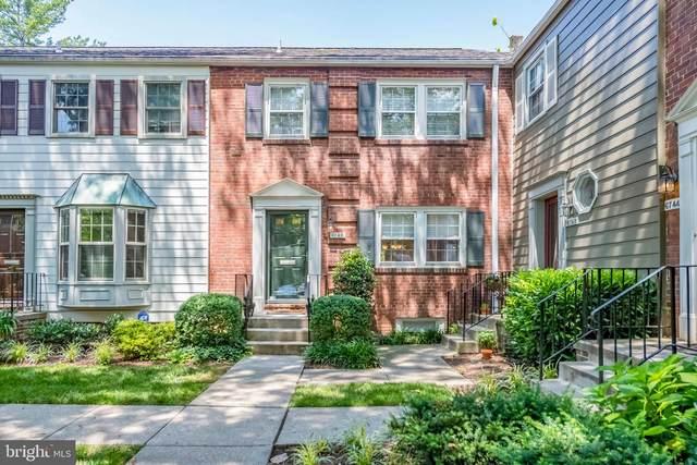 6740 Hillandale Road #6, CHEVY CHASE, MD 20815 (#MDMC715184) :: Potomac Prestige Properties