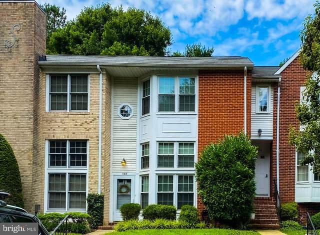 1190 Mosswood Court, ARNOLD, MD 21012 (#MDAA439502) :: LoCoMusings