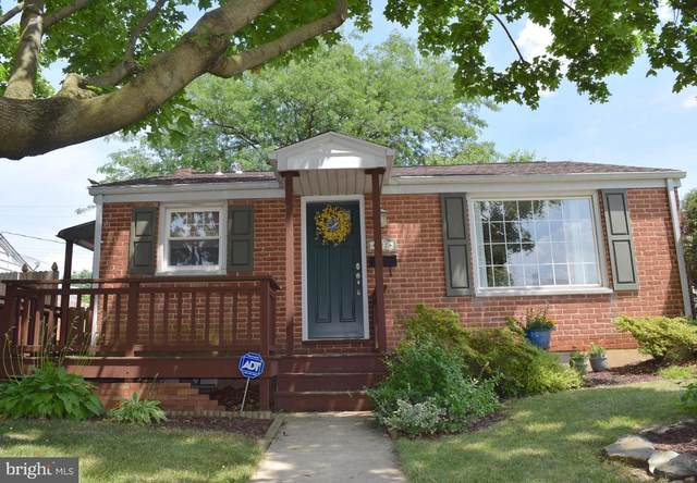 627 Bergman Street, YORK, PA 17403 (#PAYK141064) :: The Joy Daniels Real Estate Group