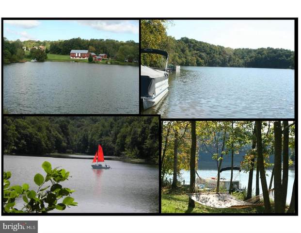 344 Saddle Road, NEW MARKET, MD 21774 (#MDFR267012) :: The Sky Group