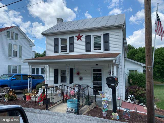 29 Mountain Street, MOUNT HOLLY SPRINGS, PA 17065 (#PACB125400) :: The Joy Daniels Real Estate Group
