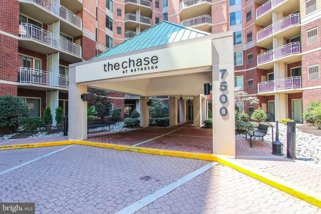 7500 Woodmont Avenue S318, BETHESDA, MD 20814 (#MDMC715192) :: Crossman & Co. Real Estate