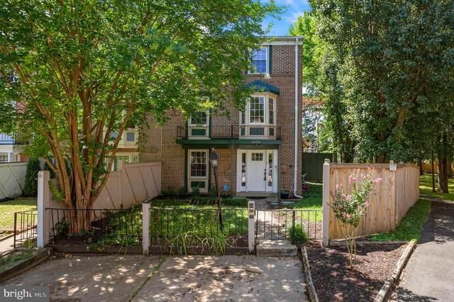 4523 Arendale Square, ALEXANDRIA, VA 22309 (#VAFX1139762) :: Jacobs & Co. Real Estate