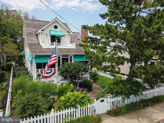 111 2ND Street, BETHANY BEACH, DE 19930 (#DESU164144) :: The Allison Stine Team