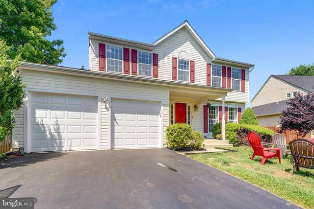 17215 Sumac Court, GERMANTOWN, MD 20874 (#MDMC715202) :: Dart Homes