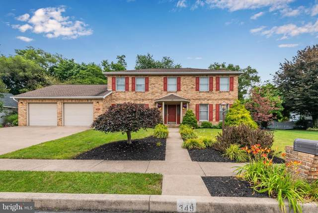 349 E Meadow Drive, MECHANICSBURG, PA 17055 (#PACB125408) :: Shamrock Realty Group, Inc