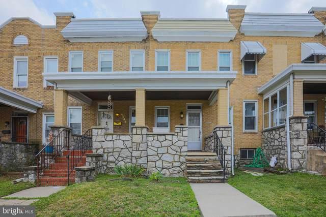 4237 Nicholas Avenue, BALTIMORE, MD 21206 (#MDBA516328) :: Premier Property Group