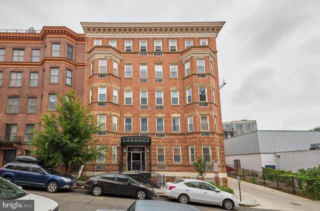 1415 Chapin Street NW #205, WASHINGTON, DC 20009 (#DCDC476206) :: Lucido Agency of Keller Williams