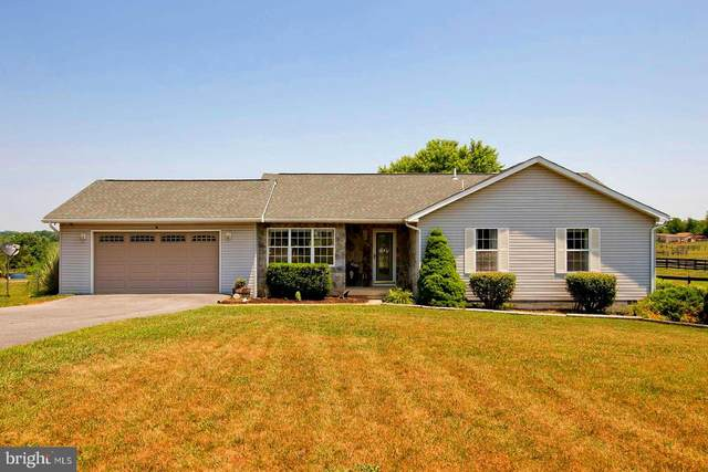 1024 Macintosh Drive, FALLING WATERS, WV 25419 (#WVBE178430) :: The MD Home Team
