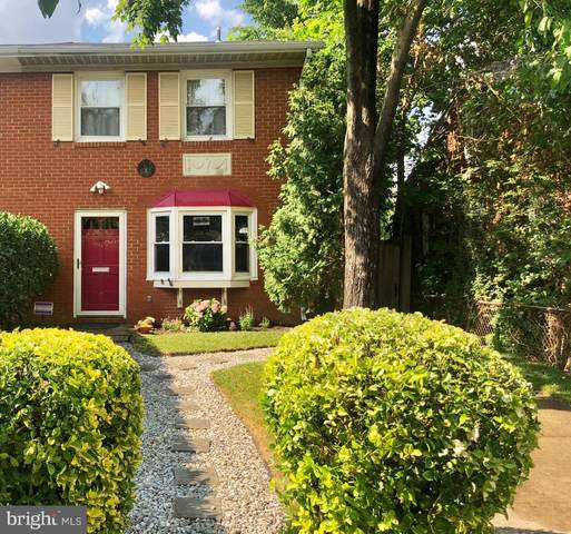 508 E Windsor Avenue A, ALEXANDRIA, VA 22301 (#VAAX248200) :: Bob Lucido Team of Keller Williams Integrity