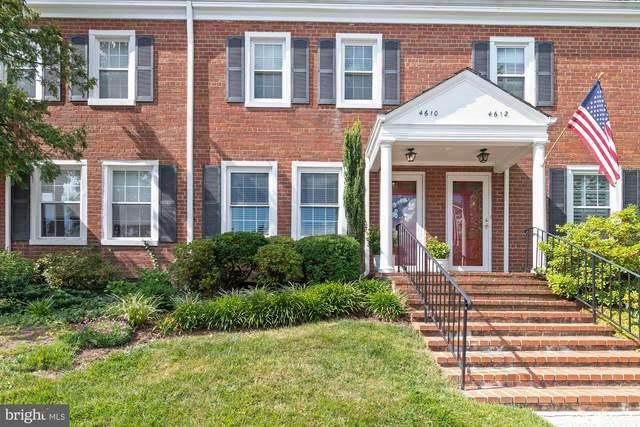 4610 30TH Road S, ARLINGTON, VA 22206 (#VAAR165630) :: V Sells & Associates | Keller Williams Integrity
