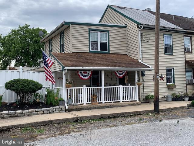 436 Water Street, NEW CUMBERLAND, PA 17070 (#PACB125422) :: Shamrock Realty Group, Inc