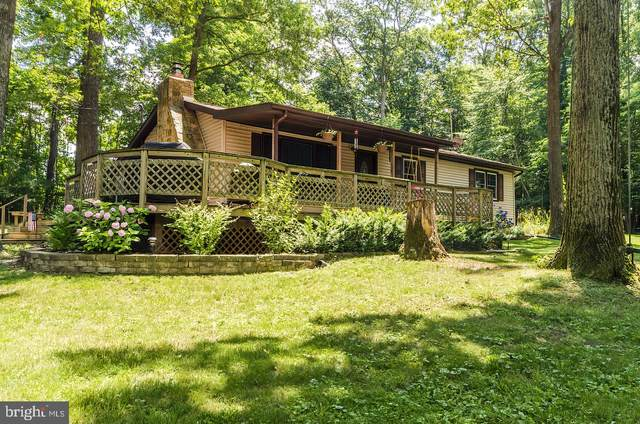 420 Mellon East Road, HEDGESVILLE, WV 25427 (#WVMO117076) :: John Smith Real Estate Group