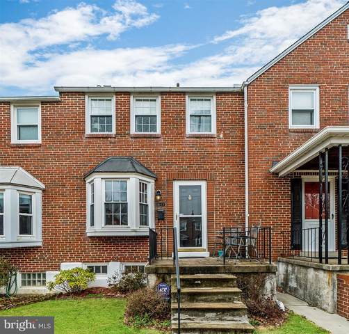 1643 Aberdeen Road, BALTIMORE, MD 21286 (#MDBC499208) :: The Schiff Home Team