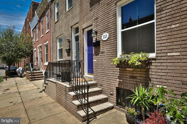 1013 Greenwich Street, PHILADELPHIA, PA 19147 (#PAPH912380) :: The Lux Living Group |  Berkshire Hathaway HomeServices