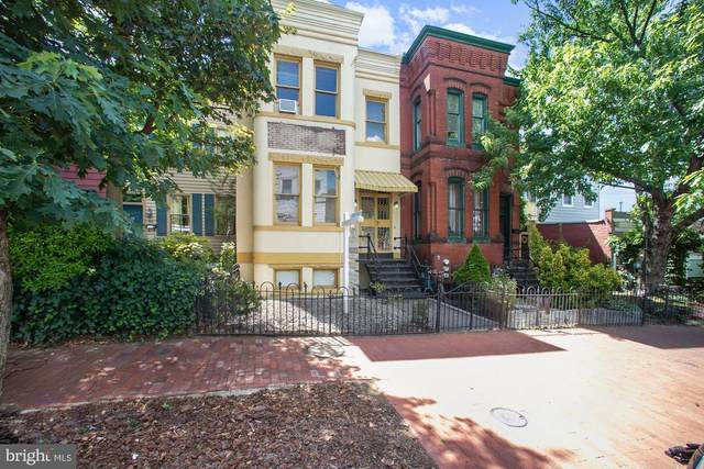 524 8TH Street NE, WASHINGTON, DC 20002 (#DCDC476246) :: Better Homes Realty Signature Properties