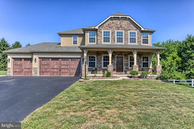 30 Auction Drive, MANCHESTER, PA 17345 (#PAYK141112) :: ExecuHome Realty