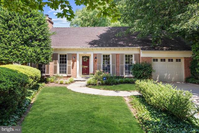 4405 Chalfont Place, BETHESDA, MD 20816 (#MDMC715258) :: Lucido Agency of Keller Williams