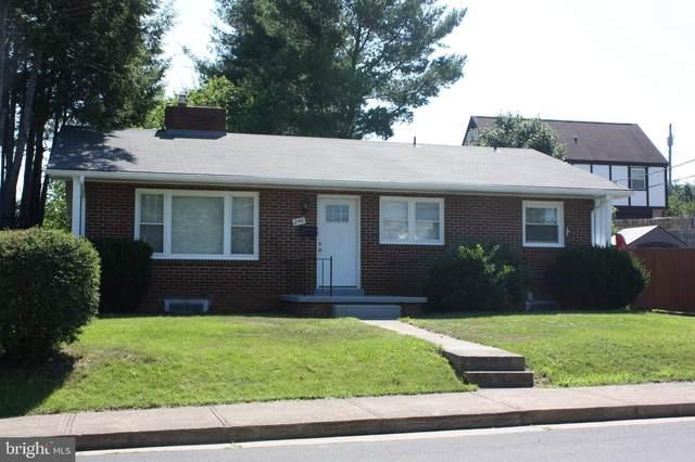 205 Polk Avenue, FRONT ROYAL, VA 22630 (#VAWR140756) :: The Licata Group/Keller Williams Realty
