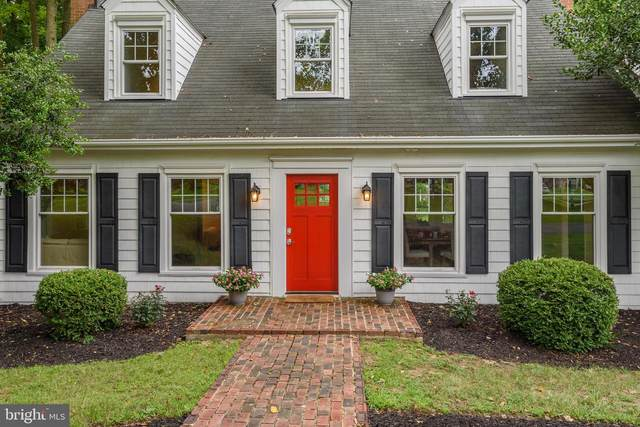 2106 Bay Front Terrace, ANNAPOLIS, MD 21409 (#MDAA439558) :: ExecuHome Realty