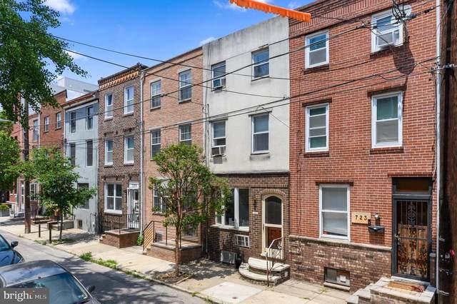 725 Earp Street, PHILADELPHIA, PA 19147 (#PAPH912422) :: Mortensen Team