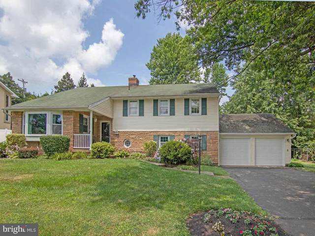 96 Hedgerow Drive, MORRISVILLE, PA 19067 (#PABU501002) :: Keller Williams Real Estate