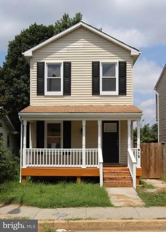 912 Washburn Avenue, BALTIMORE, MD 21225 (#MDBA516424) :: SP Home Team