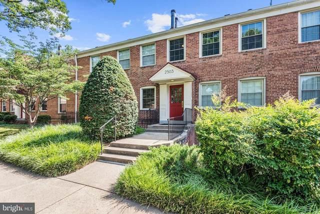 2503 Arlington Boulevard #101, ARLINGTON, VA 22201 (#VAAR165658) :: Certificate Homes